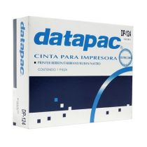 CINTA COLOR NEGRO DATAPAC...