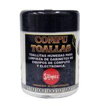 TOALLAS HUMEDAS SILIMEX...