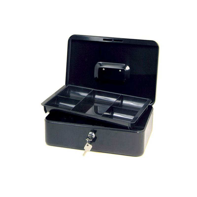 Caja para dinero metalica barrilito cm3 color gris for Caja bankia oficina internet