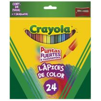 Lápices de colores Crayola...