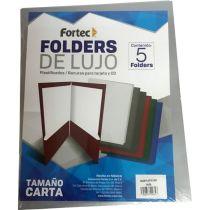 Folder laminado cta color...