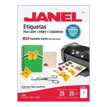 ETIQUETAS BLANCAS JANEL...