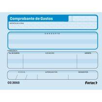 BLOCK COMPROBANTE DE GASTOS...