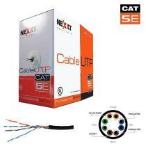 Bobina Cable UTP NXT CAT5e...