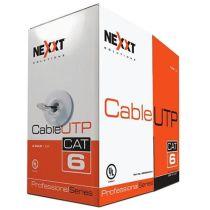 Bobina Cable UTP NXT CAT6...
