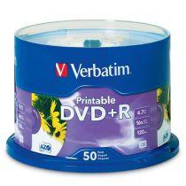 DISCO DVD+R 16x VERBATIM...