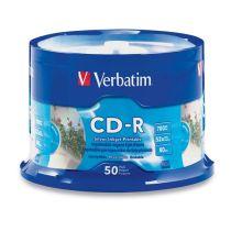 Paquete CD-R Verbatim...