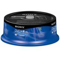 Disco Dvd+r Doble Capa Sony...
