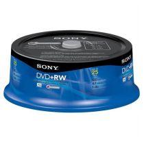 DISCO DVD+RW SONY 4.7GB 4X...