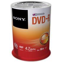 DISCO DVD-R SONY 4.7GB 16X...