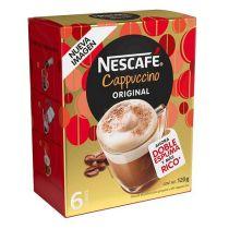 CAFÉ NESCAFE CAPPUCCINO CON...