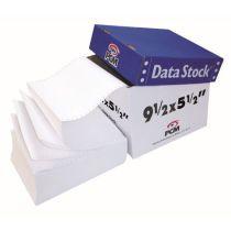 Papel Stock Pcm Blanco 9.5...