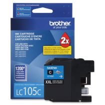 Tinta Brother Lc105c Cyan...
