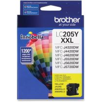 Tinta Brother Lc205y...