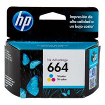TINTA HP 664 F6V28AL COLOR...