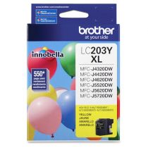 Tinta Brother Lc203y...