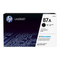 TONER HP 87A CF287A COLOR...