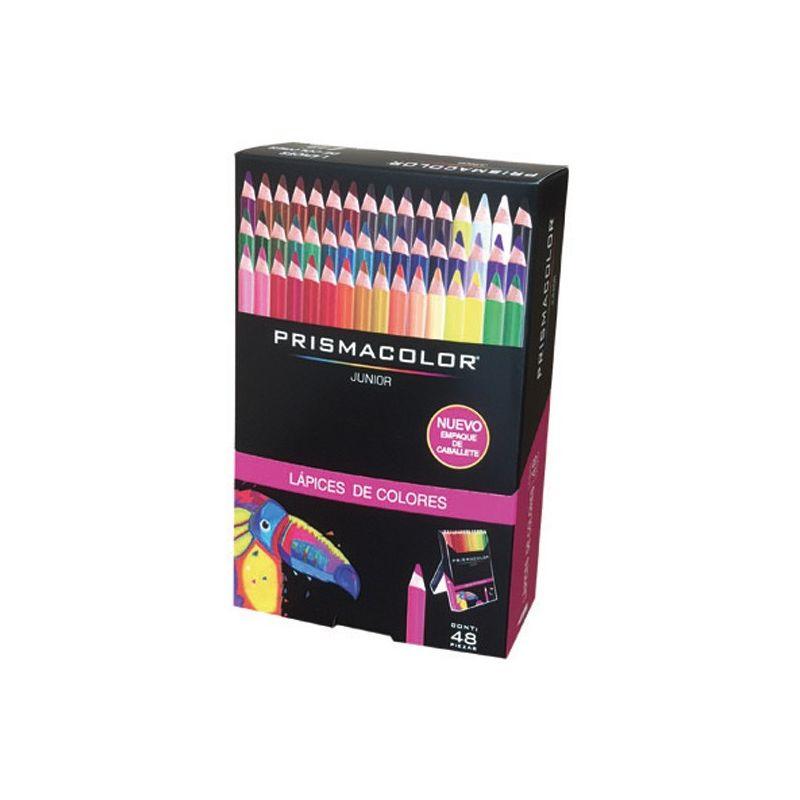 Colores prismacolor junior caja con 48 colores for Caja bankia oficina internet
