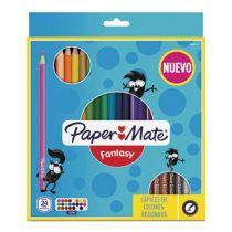 Colores paper mate fantasy...