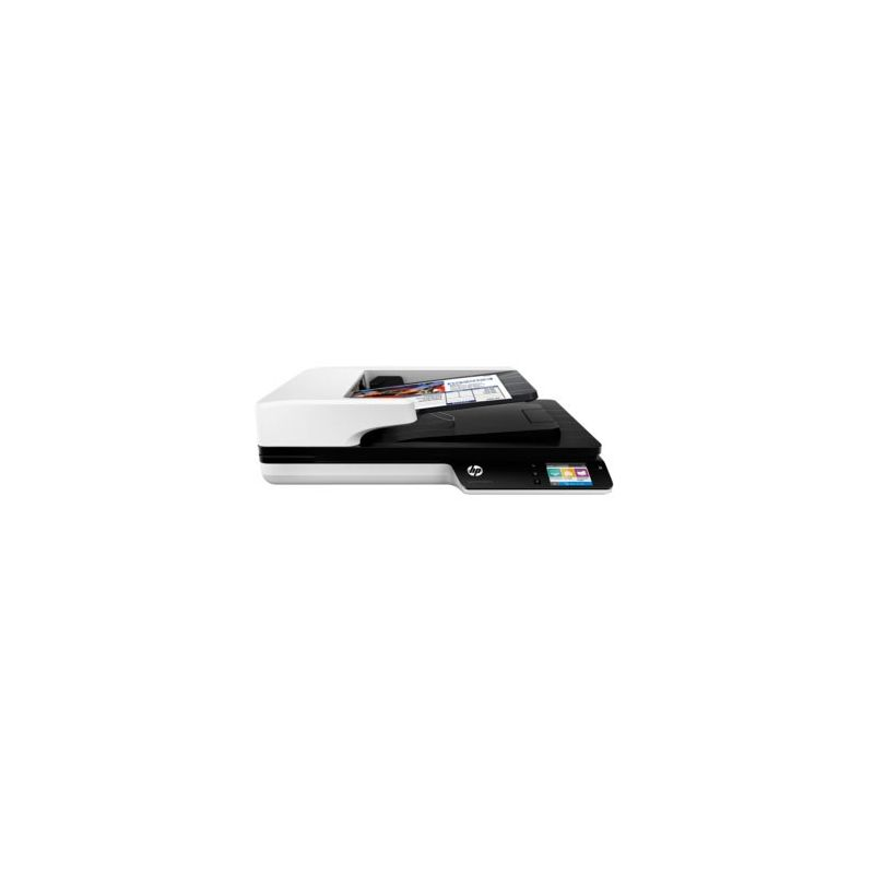 escaner hp scanjet pro 4500 l2749a calidad 600 x 600 dpi. Black Bedroom Furniture Sets. Home Design Ideas
